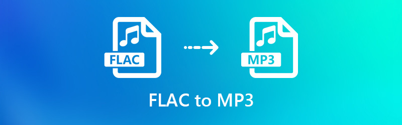 Convert audio flac to mp3