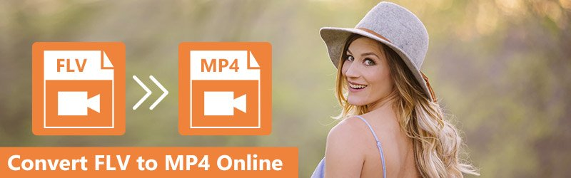Convert FLV to MP4 Online