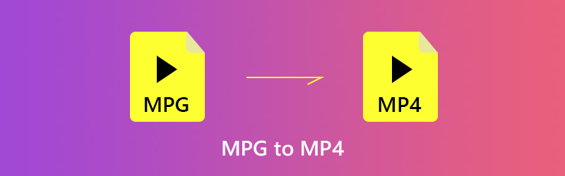MPG to MP4