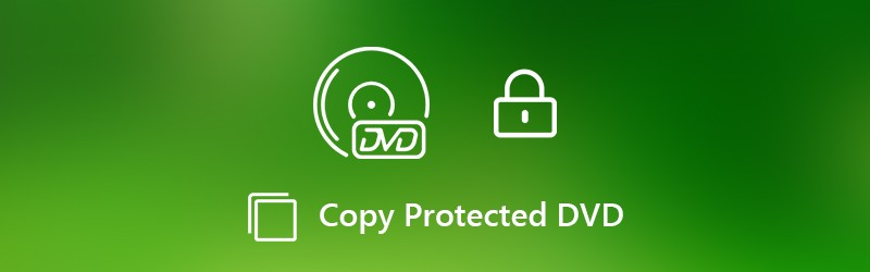Copy protected dvd