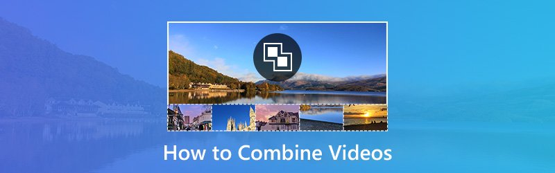 How to combine videos