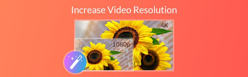 Increase video resolution