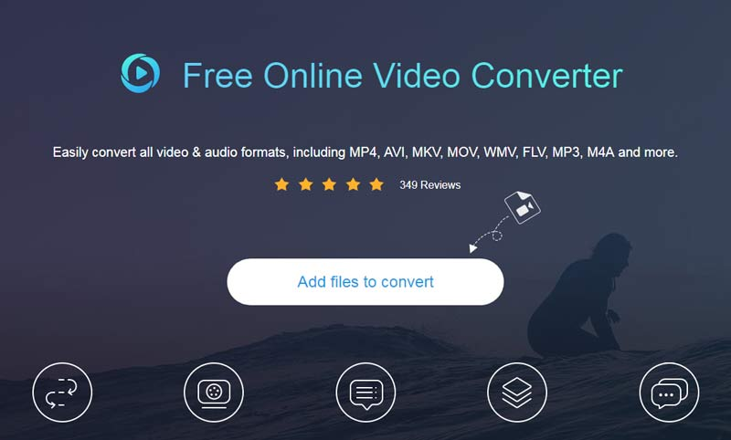Launch Free Online Video Converter