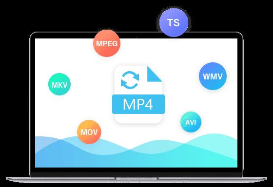 Конвертировать MP4 в другой формат