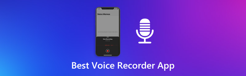 Meilleure application d'enregistrement vocal
