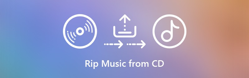 Rip Music from CD