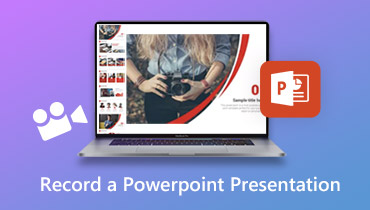 Record a Powerpoint Presentation