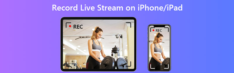 Record Live Stream on iPhone