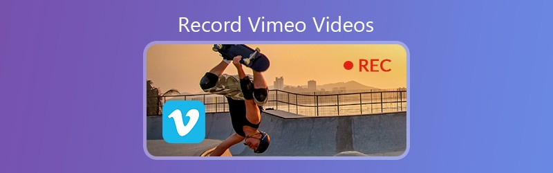 Record Vimeo Videos