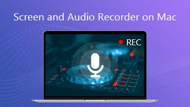 Screen and Audio Recorder Mac