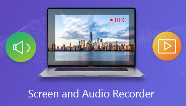 Screen and Audio Recorder