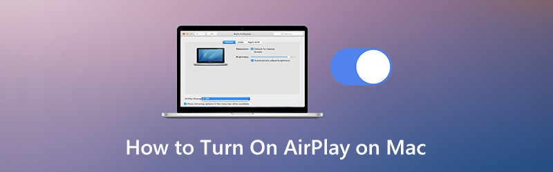 How to Turn on AirPlay on Mac