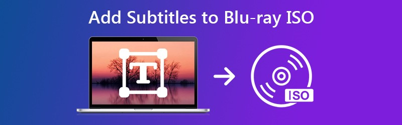 Add Subtitles to Blu-ray ISO