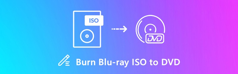 Burn Blu-ray iSO to DVD