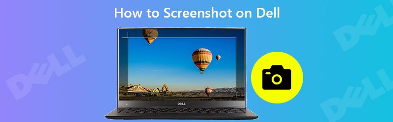 Take a Screenshot on Dell