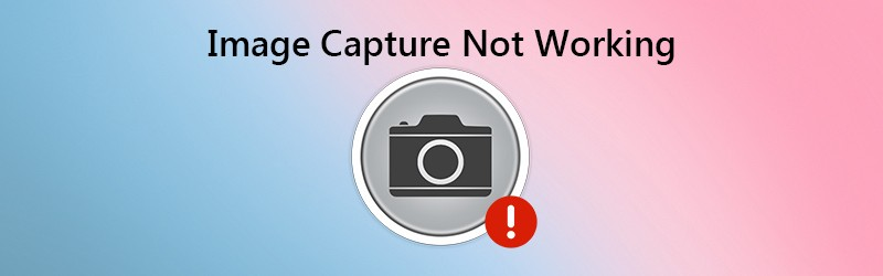 Fix Image Capture Not Working on Mac