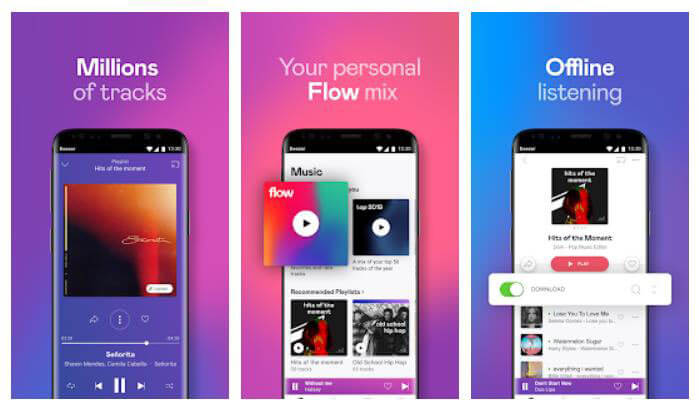 Deezer App For Android iPhone