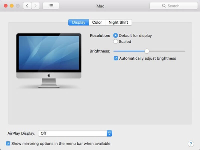 Enable Airplay on Mac