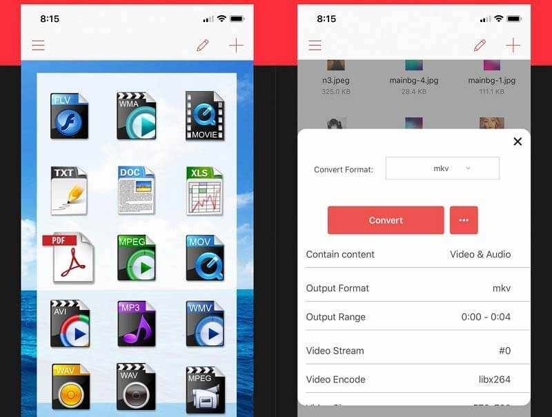 iConv iPhone video converter