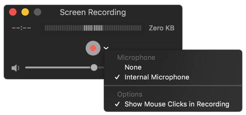 Record Screen on Mac with Quicktime