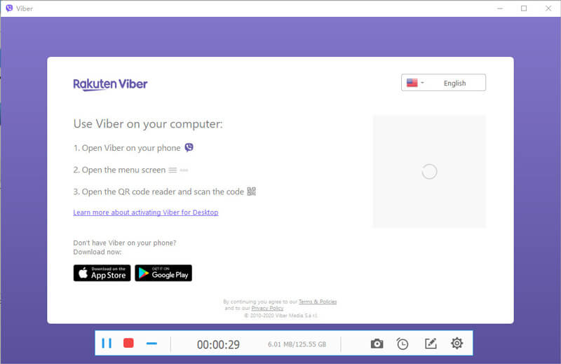 Record Viber Video Call