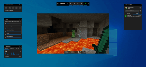Windows Record Minecraft