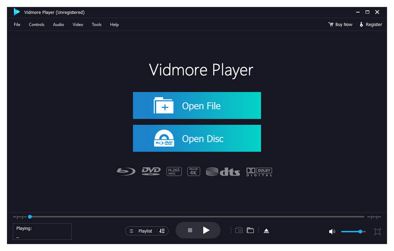 Vidmore Player full screenshot