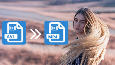 Converteer AVI naar MP4 online