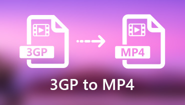 Convert 3GP to MP4