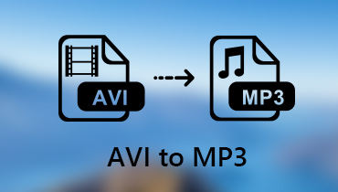 Converteer AVI naar MP3