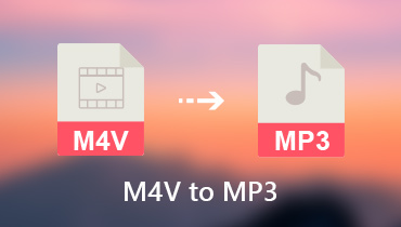 Convert M4V to MP3