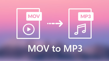 Converteer MOV naar MP3
