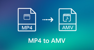 Convert MP4 to AMV