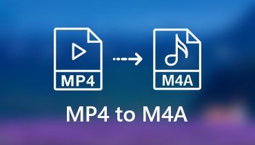 Convert MP4 to M4A