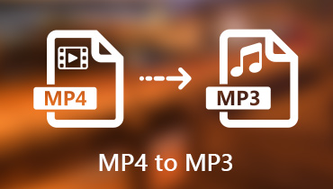 Tukarkan MP4 ke MP3