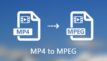 Konvertieren Sie MP4 in MPEG