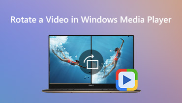 Rotera en video i Windows Media Player