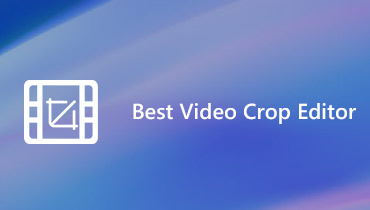 Video Crop Editors