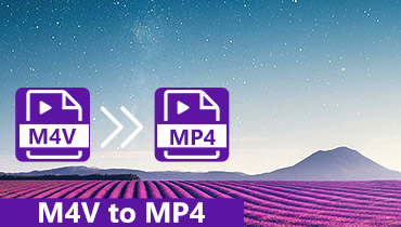 Convert M4V to MP4