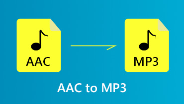 Pretvori AAC u MP3