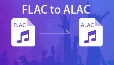 Convert FLAC to ALAC