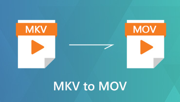 Convert MKV to MOV