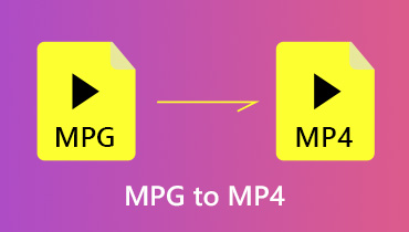Konversi MPG ke MP4