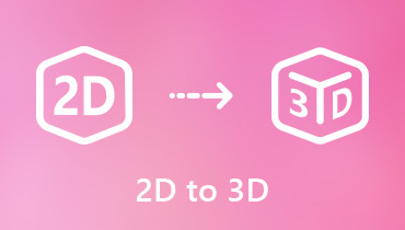 Converteer 2D naar 3D-video
