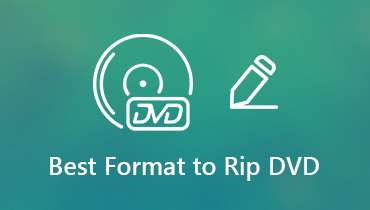 Best Formats to Rip DVDs