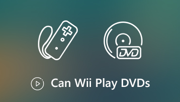 Jogue DVD no console Nintendo Wii