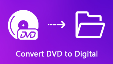Convert DVD to Digital Files