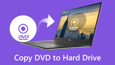 Copy DVDs to Hard Drive