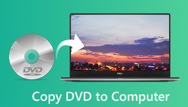 Copia DVD sul computer