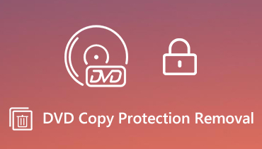 DVD Copy protection Removal